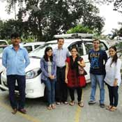 Mr. P.K. Sharma & Family, Noida - Memorable India