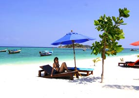 Rahi Coral Beach Resort