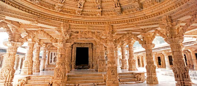 Mount Abu Dilwara Temple