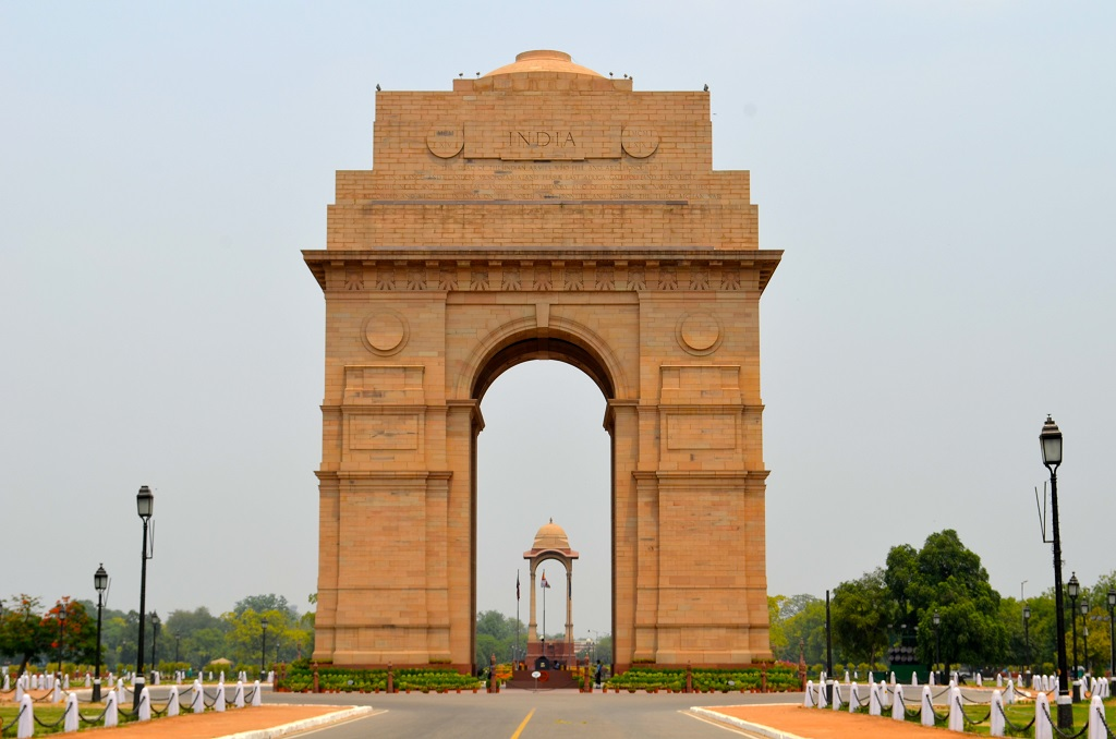 All India War Memorial - Imdia Gate New Delhi India