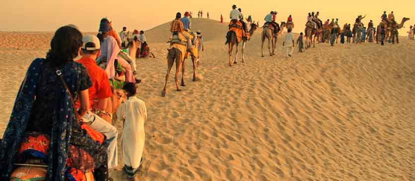 Jaisalmer - The Desert City of Rajasthan