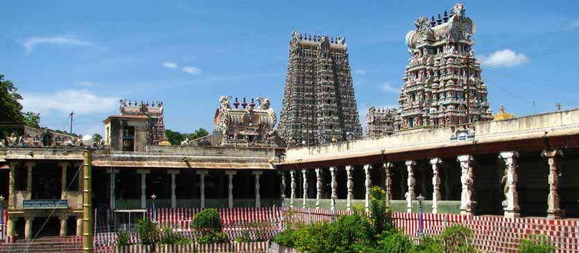 Madurai - City of Temples