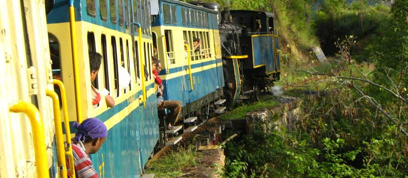 Ooty - Toy Train