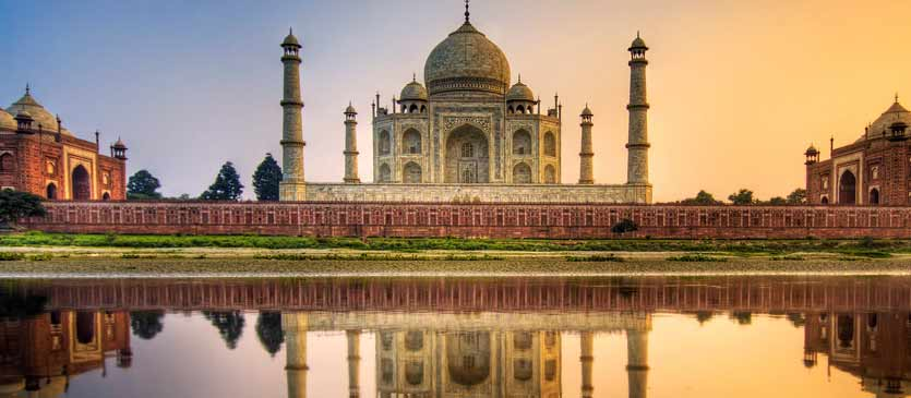 Agra - the city of Taj