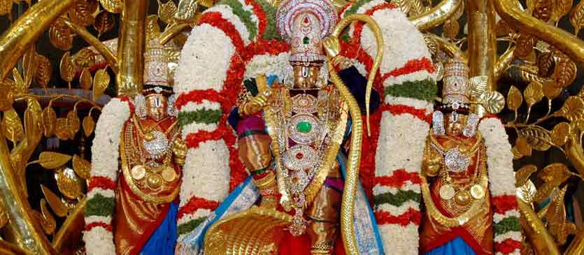 Tirupati - The Lord of Prosperity